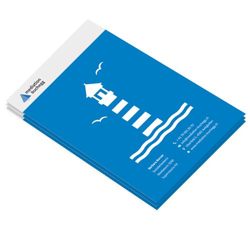 Flyer, Mediation, Supervision, Konfliktbearbeiter, Selbstreflexion, Selbstkompetenz, Buchegg, Solothurn